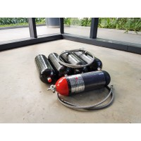 9L Type III Carbon Fiber Cylinder